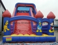 2014 newest inflatable slides 4