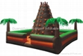 inflatable climbing wall 4
