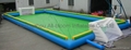inflatable football field/inflatable football court/inflatable football pitch 2