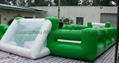 inflatable football field/inflatable football court/inflatable football pitch 4