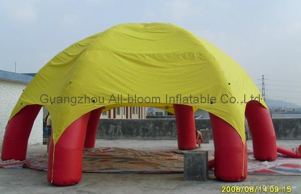 inflatable advertising tent 1