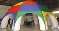inflatable advertising tent 3