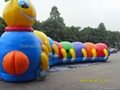 inflatable tunnel toys 2