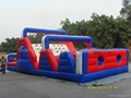 inflatable tunnel toys 5