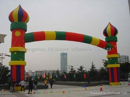 inflatable arches door 2
