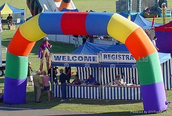 inflatable arches door 3