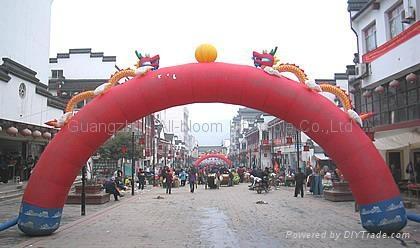 inflatable arches door 5