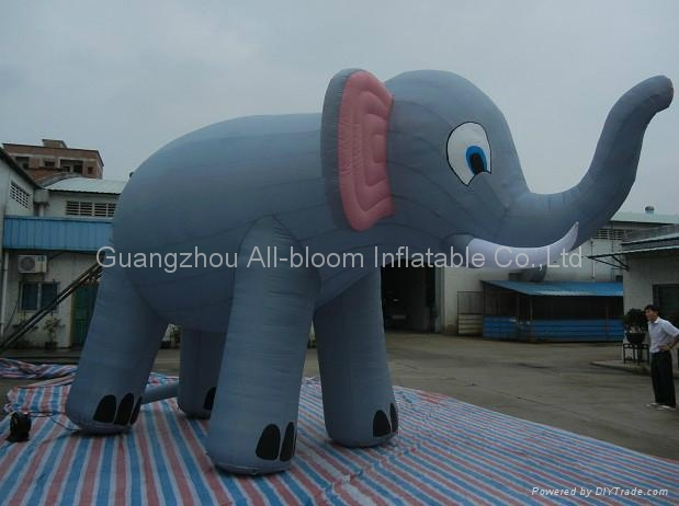 Inflatable cartoons 2