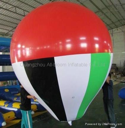 air balloon/ helium balloon/inflatable balloon/helium blimp 1