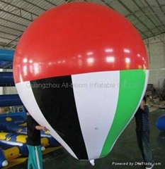air balloon/ helium balloon/inflatable balloon/helium blimp