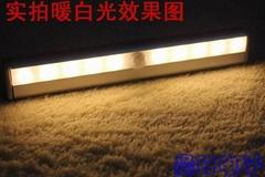 10 LED Wireless PIR Motion Sensor   Induction Lamp Night Lights For Hotel Closet