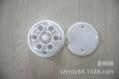 6 LED Wireless Infrared PIR Auto Sensor Motion Detector Battery  4