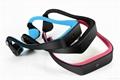Bone conduction Bluetooth headphone