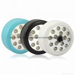 15LED声控感应灯声控衣柜灯