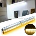 20-LED长条铝合金人体感应橱柜灯衣柜感应灯 5