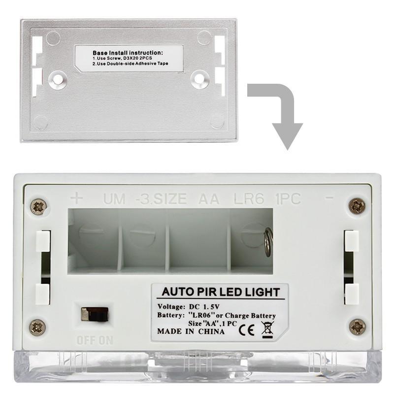 自動感應門鎖燈人體感應門鎖燈 5