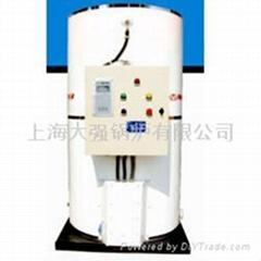 上海大强锅炉厂家直销学校专用电热开水锅炉
