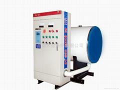節能環保型電加熱熱水鍋爐
