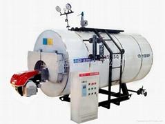 上海大强锅炉厂家直销超低氮环保型燃气蒸汽锅炉