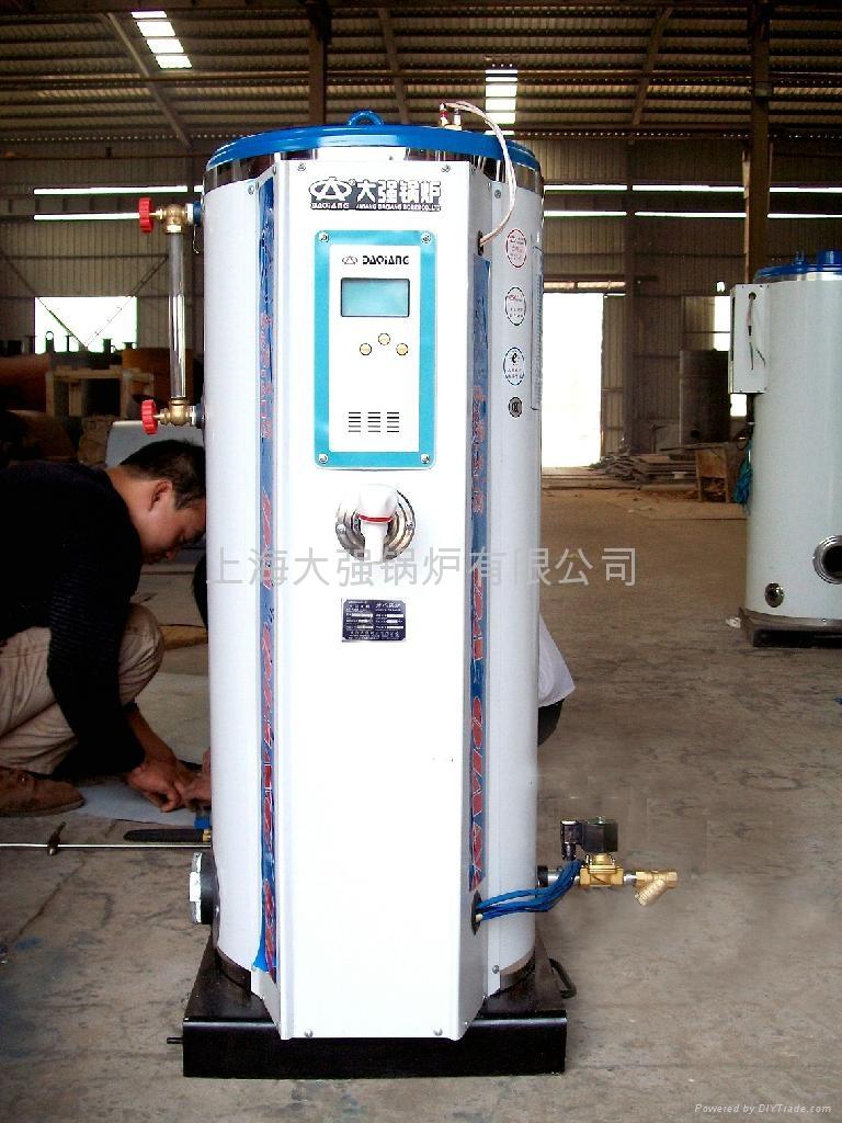 上海大強鍋爐供應電熱開水鍋爐 1