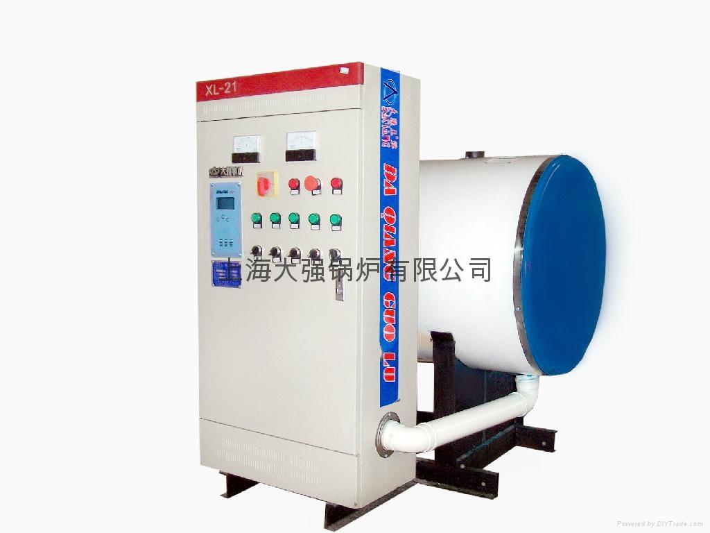 廠家直銷環保節能型電熱水鍋爐 1