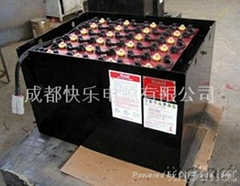 日本KOBE叉車電池