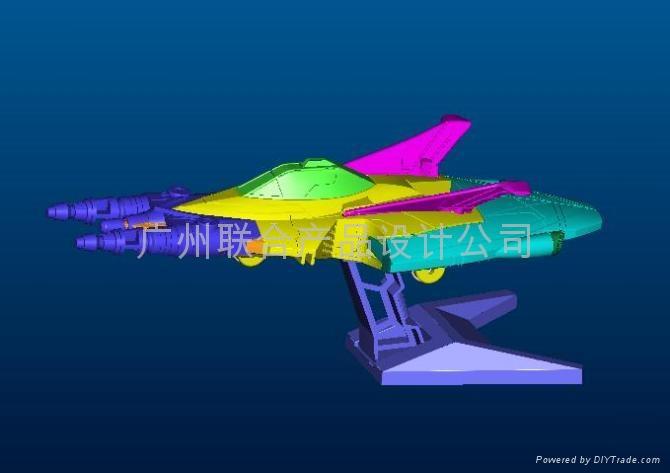 塑料制品抄数3D 广州产品抄数建模 五金模具 2