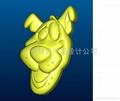 塑料制品抄数3D 广州产品抄数建模 五金模具 3