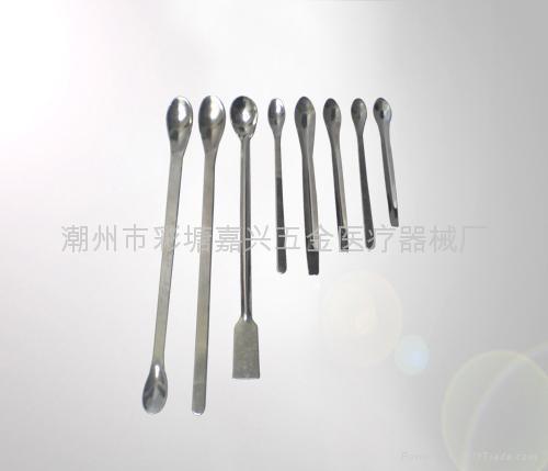 不鏽鋼藥勺 1