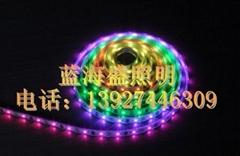 LED幻彩軟光條