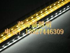 LED珠寶櫃臺光條