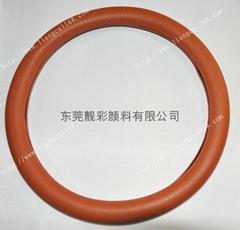 环保防滑硅胶汽车方向套