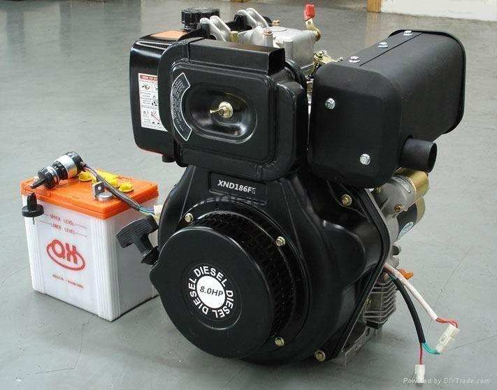 SJ186FE 8hp DIESEL ENGINE 1
