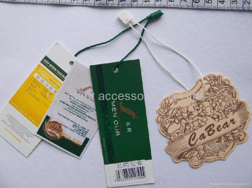 Hang tag,swing ticket 3