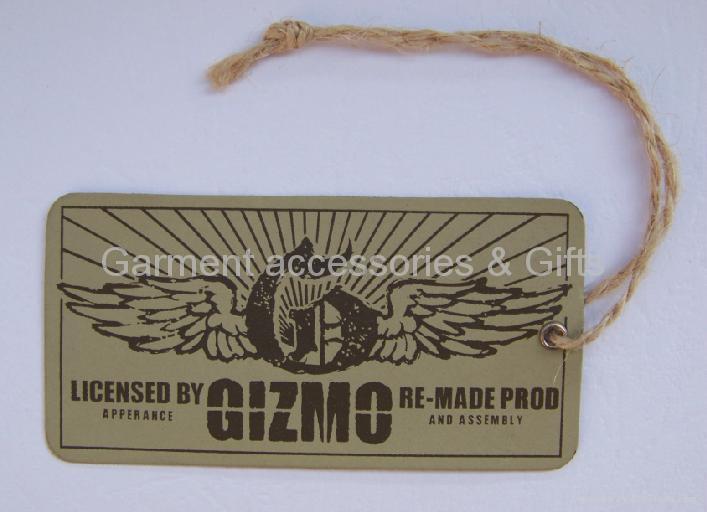 Hang tag,swing ticket 4