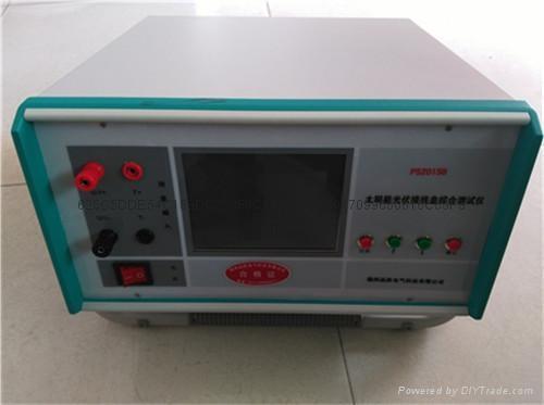 太阳能光伏接线盒综合测试仪 3
