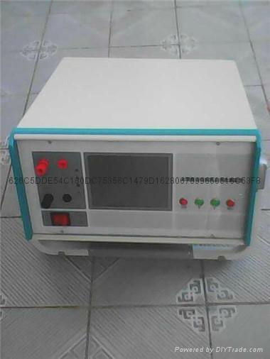太阳能光伏接线盒综合测试仪 4