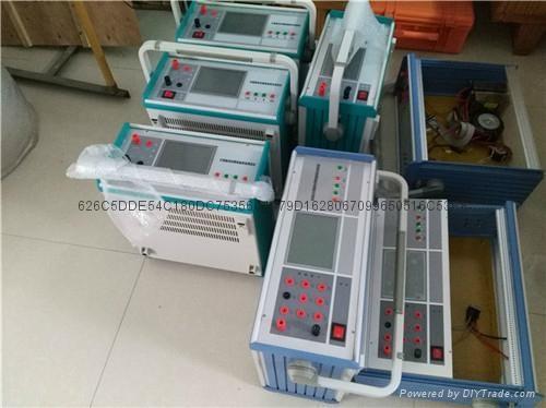 太阳能光伏接线盒综合测试仪 5