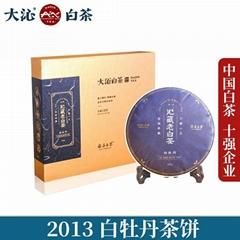 2013沁藏白牡丹
