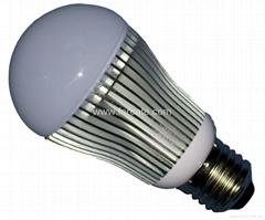 可调光LED球泡灯