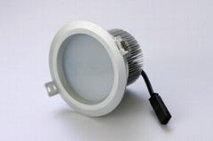 13W LED调光筒灯