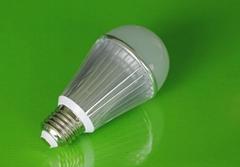 可調光LED球泡 6W