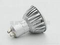 MR16 GU10 LED spotlight
