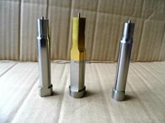 五金沖壓模具配件沖頭加工