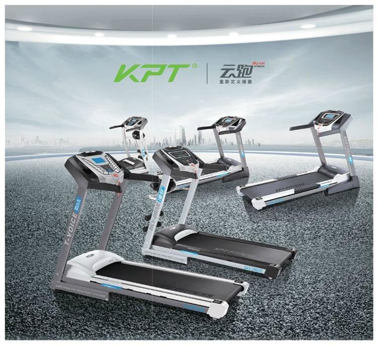 豪华电动跑步机kp-4610E 1