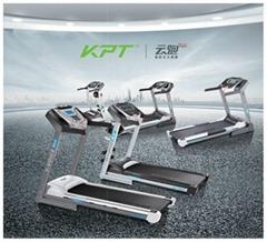 豪華電動跑步機kp-4610E