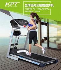 开普特新款凌驭KP-4600HM3家用电动多功能跑步机静音跑步机