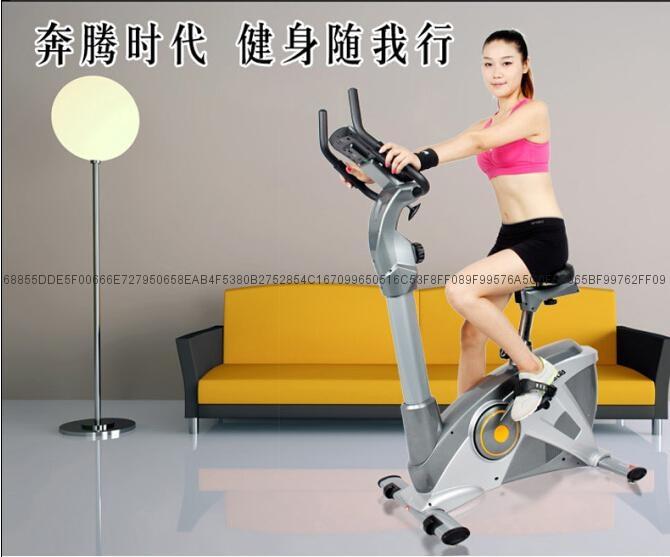 商用卧式电控健身车 4