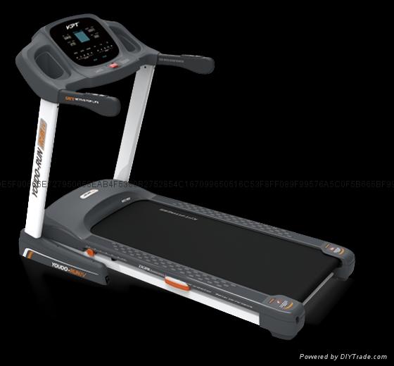 开普特新款柔道系列豪华电动跑步机 1