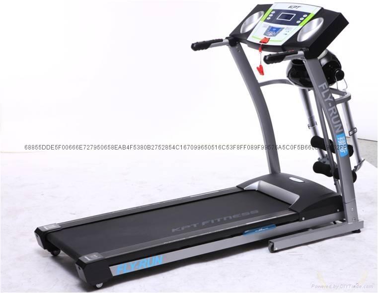 豪華智能電動跑步機 1